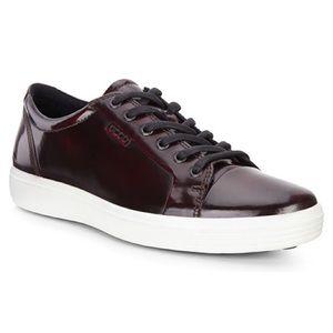 ECCO Men's Soft Premium Tie Fashion Sneaker